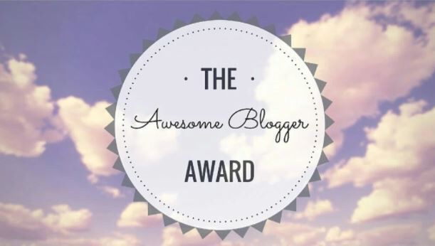 awesome blogger award