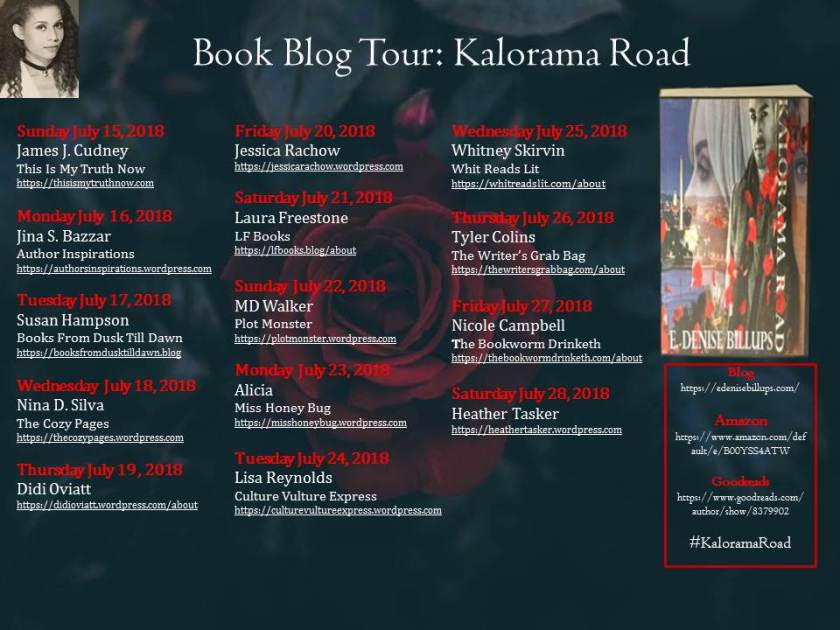 Blog Tour Banner - Kalorama Road 07-10-2018