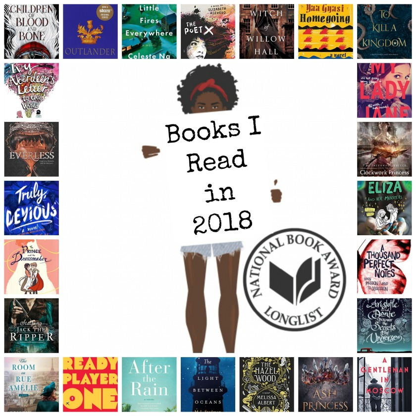 booksIread2018